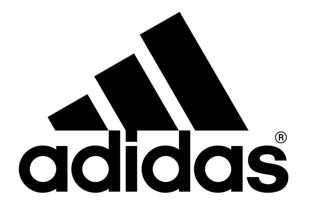 logo of the brand adidas